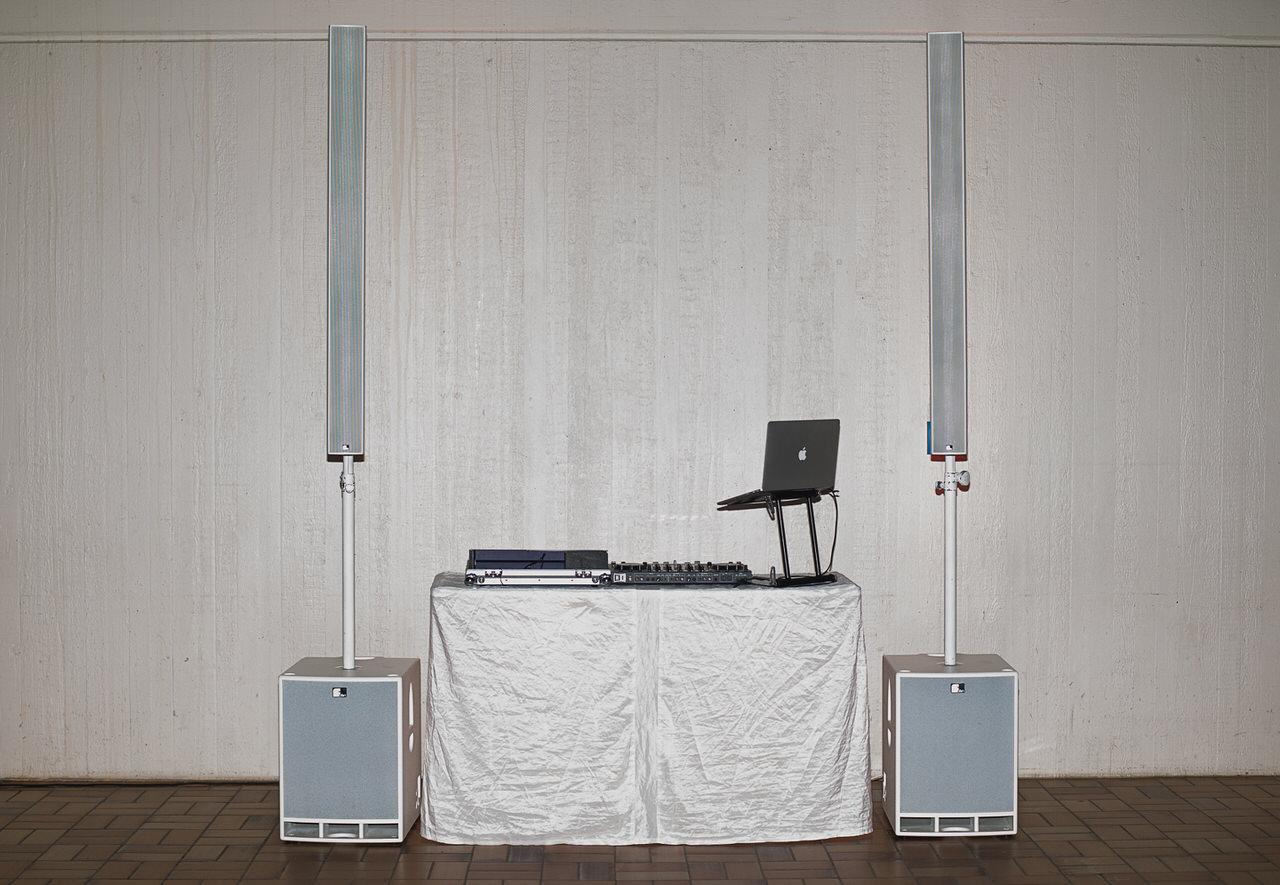 Musikanlage Fohhn Live III Powersystem