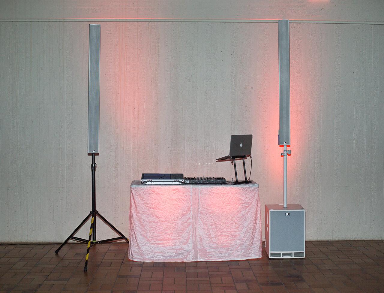 Musikanlage Fohhn Audio Line Live III Basissystem