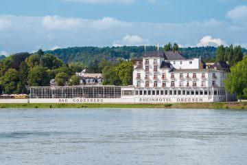 Großes Hochzeitsfest im Rheinhotel Dreesen
