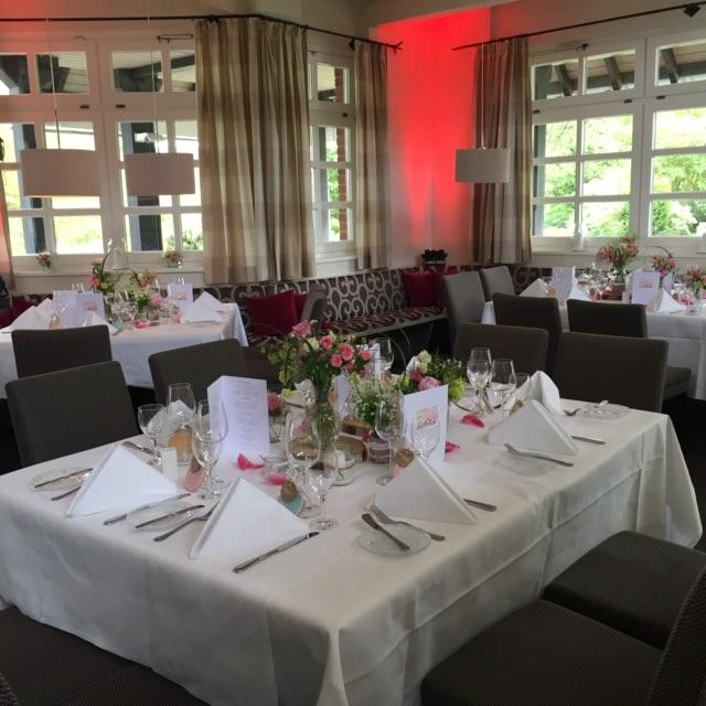 Die Gastronomie des GLC Bad Neuenahr ist auch auf größere Feste eingerichtet. Foto: GLC Gastronomie am Köhlerhof