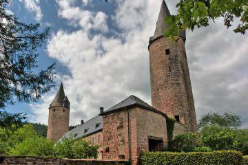 Location Check Burg Bruch