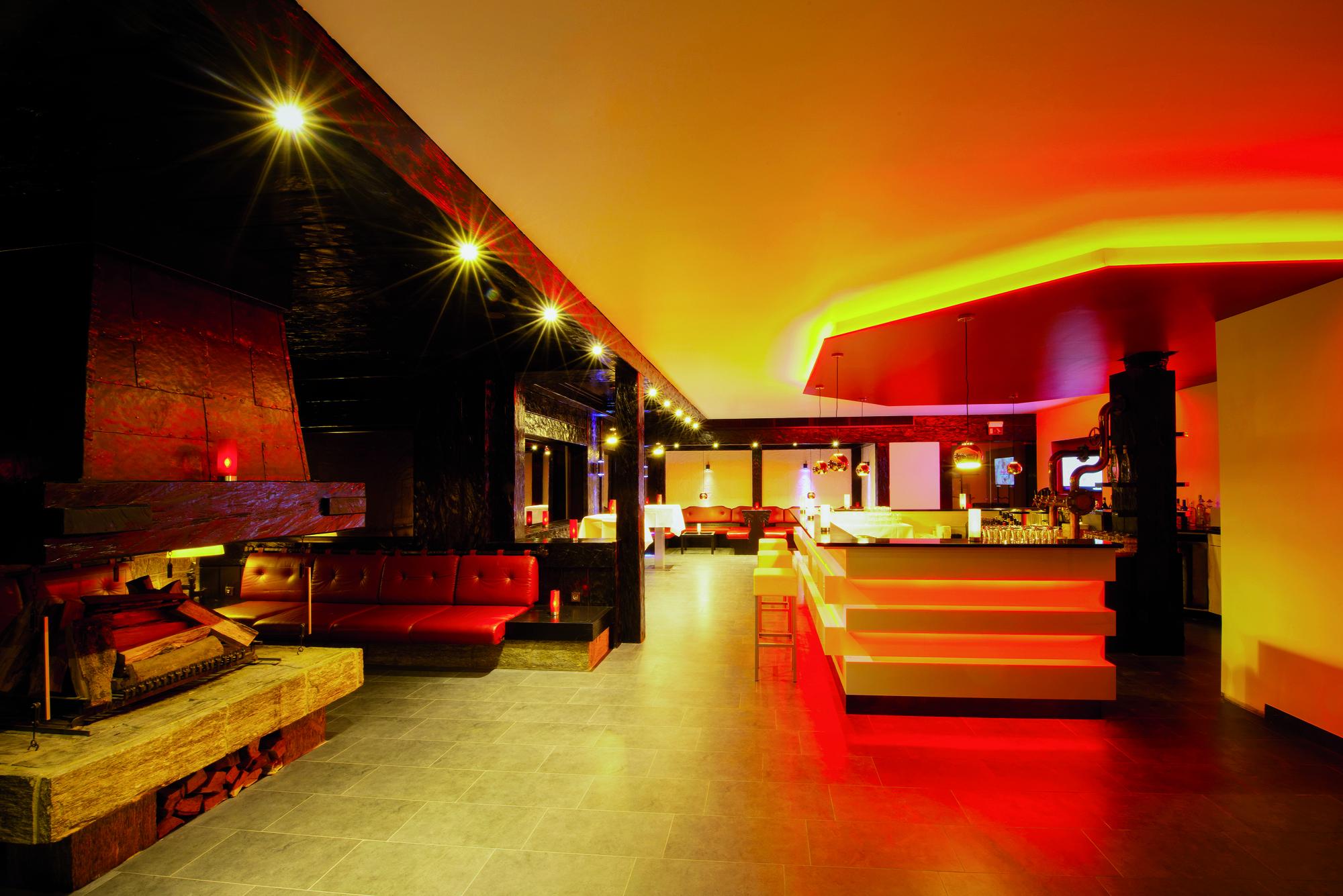 Die Sonderbar im Dormero Hotel Windhagen. Foto: Dormero