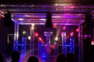 DJ Fortbildung: IMG Stageline in Bremen