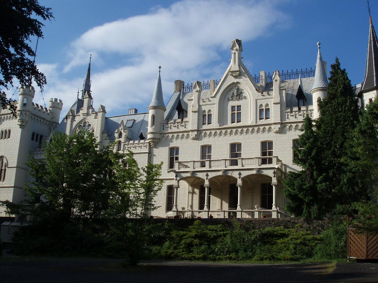 Schlosshotel Kommende Ramersdorf. Foto: Kommende Ramersdorf