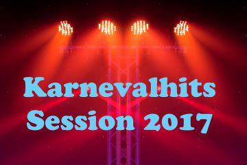 Meine Karnevalhits für die Session 2017