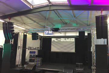 DJ Fortbildung: PL-Audio & GLG Licht