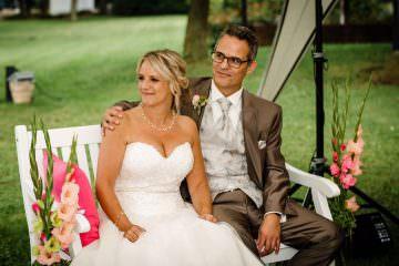 Wundervolle Hochzeit von Sandra & Ralf auf Gut Dyckhof