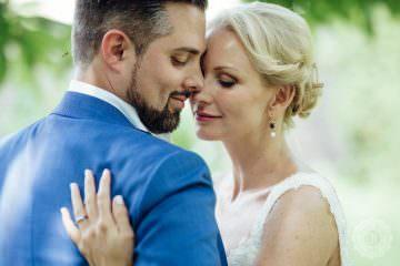 Liebevolle Hochzeit von Vanessa & Sascha in der Villa Girmes