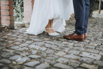 Setti & Johannes feiern ihre Hochzeit in der Wolkenburg