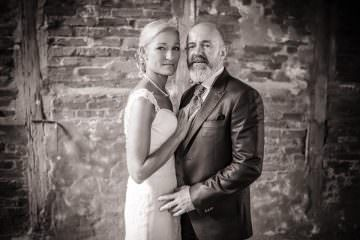 Ute & Thorsten heiraten mit Soul, Funk & Disco
