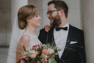 Christine & Daniel heiraten auf der Godesburg