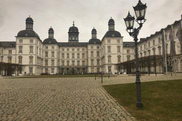 Entspannter Abend im Grandhotel Schloss Bensberg