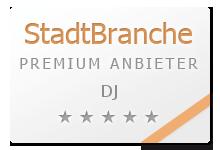 Premium Anbieter DJ bei Stadtbranche.de