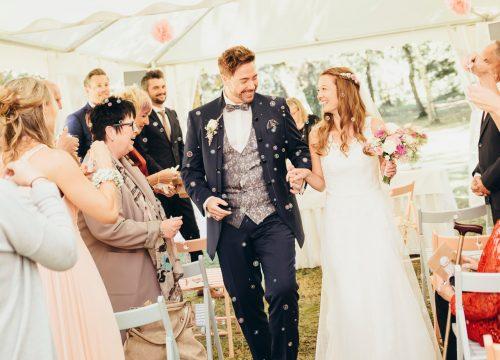 Liebevolle Hochzeit von Anja & André im Margarethenhof