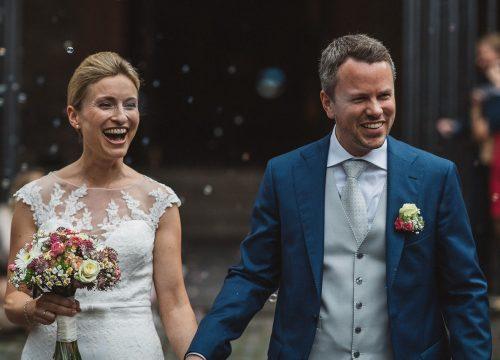 Julia & Peter feiern ihre Hochzeit im bauwerk Köln