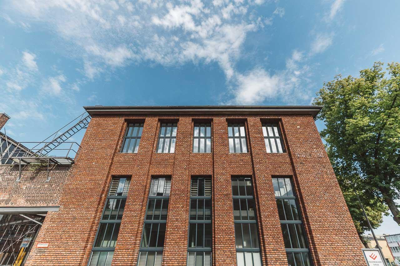 Fassade des bauwerk Köln