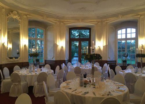 Doppelgeburtstag & silberne Hochzeit auf Schloss Eicherhof