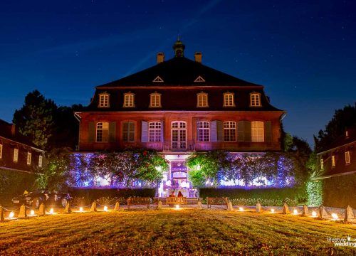 Paulina & Andreas feiern auf Schloss Eicherhof