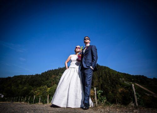 Hochzeit von Sarah & Jan im Kloster Marienthal