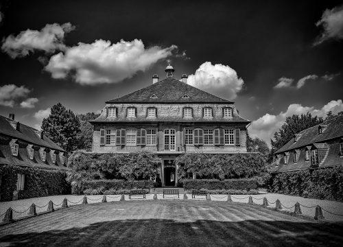 Die schönsten Hochzeit-Locations: Schloss Eicherhof in Leichlingen