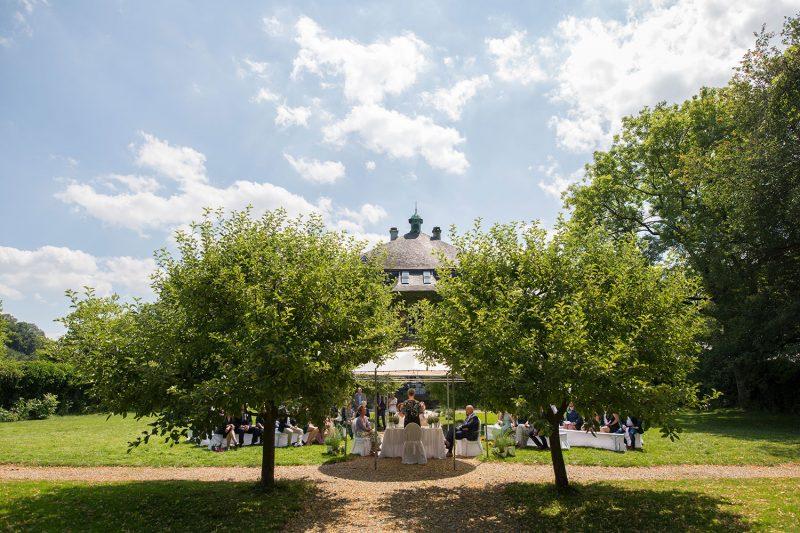 Trauung auf Schloss Eicherhof